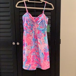NTW Lilly Pulitzer cover-up.